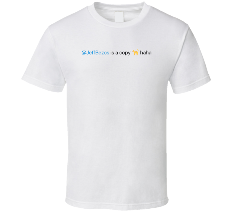 Copy Cat Funny Emoji Amazon T Shirt