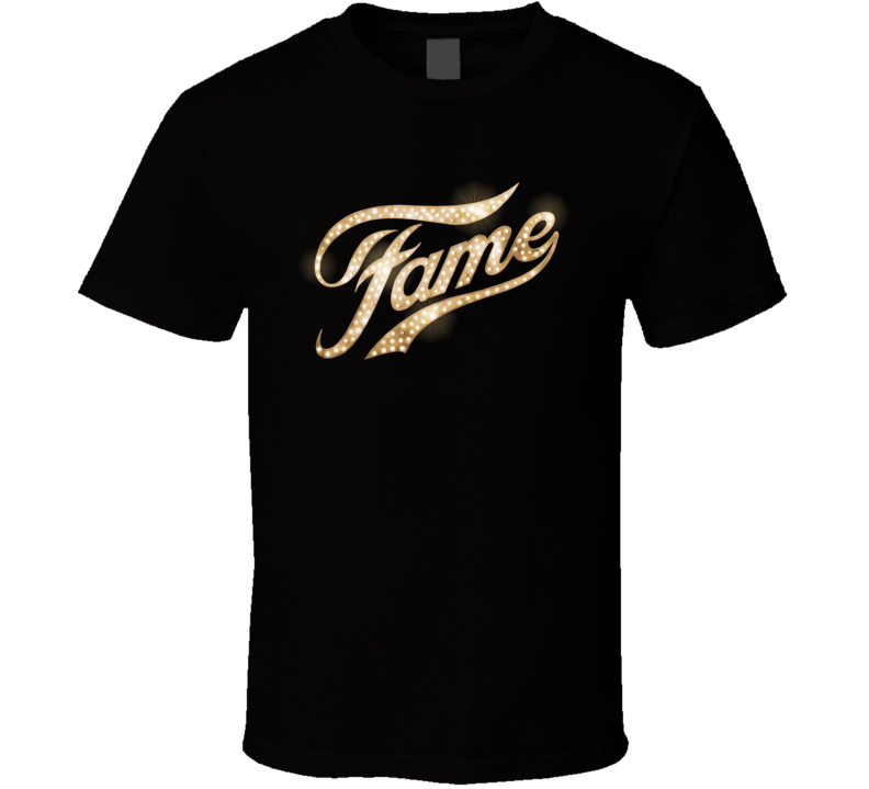 Fame Movie Musical Cool T Shirt