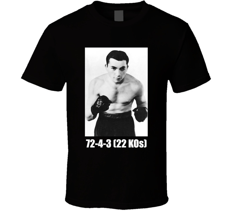 Barney Ross Boxing Legend Cool T Shirt