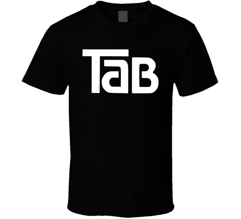 Tab Cola Soft Drink Pop Soda T Shirt