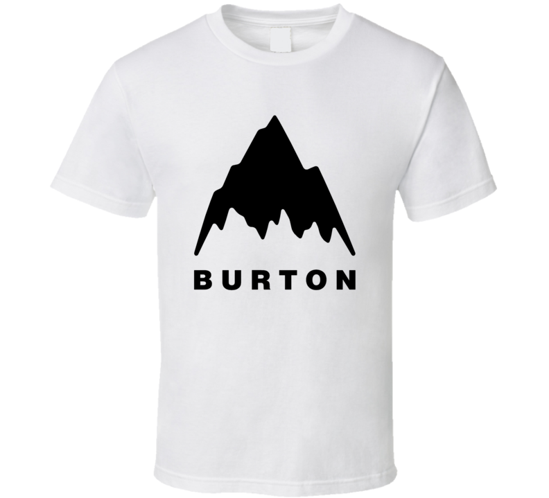 Burton Snowboarding Cool Sport T Shirt