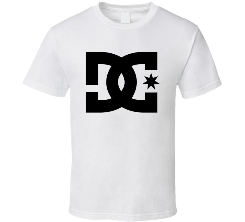 Dc Shoes Snowboarding Sport Cool T Shirt
