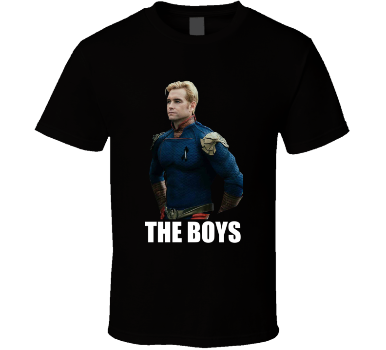 Homelander The Boys Superheroes Tv Series T Shirt