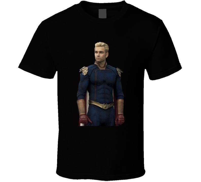 Homelander The Boys Comic Book Superheroes Tv Show T Shirt