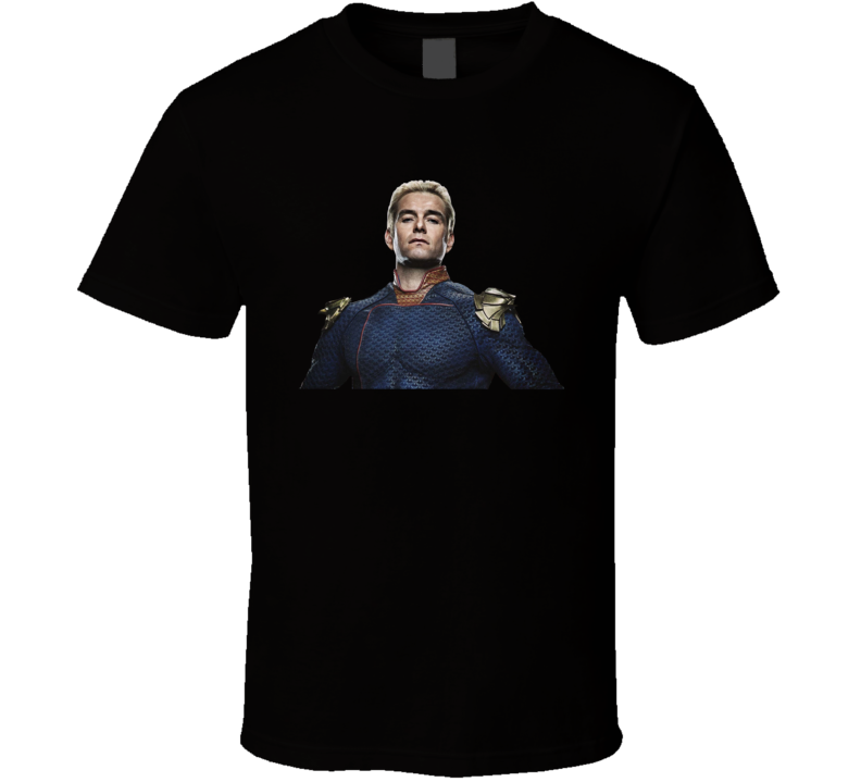 Homelander The Boys Superheroes Tv Show Fan T Shirt