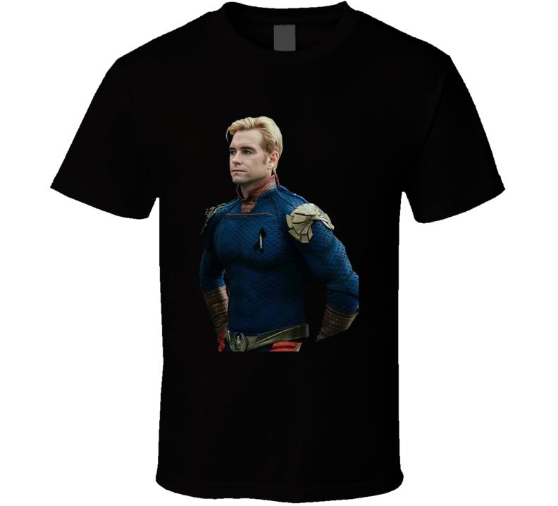 Homelander The Boys Superheroes Comic Tv Series T Shirt