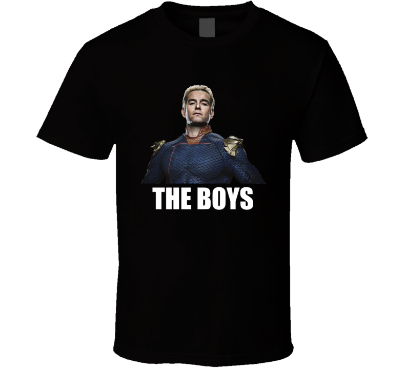 Homelander The Boys Comic Superheroes Tv Series T Shirt