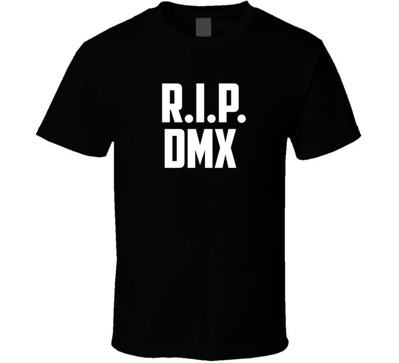 Rip Dmx Tribute Rapper Music Fan Cool T Shirt