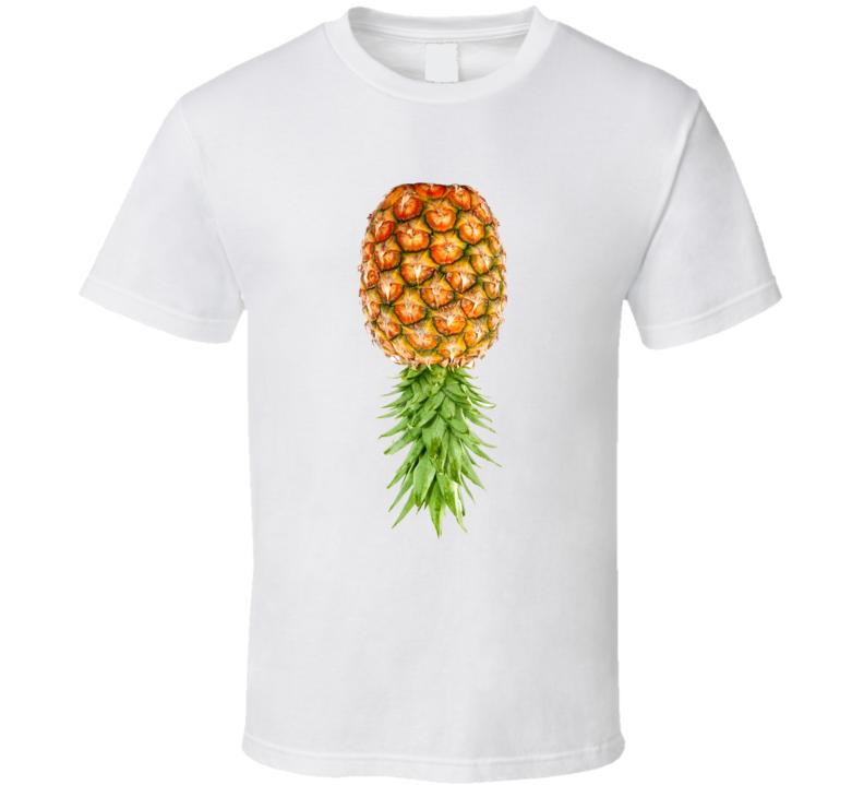 Pineapple Shirt Cool Fruit T Shirt