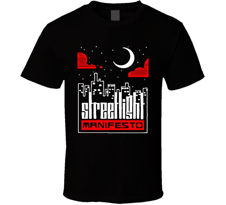 Streetlight Manifesto Punk Rock T Shirt