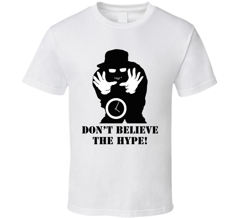 Flava Flav Public Enemy T Shirt