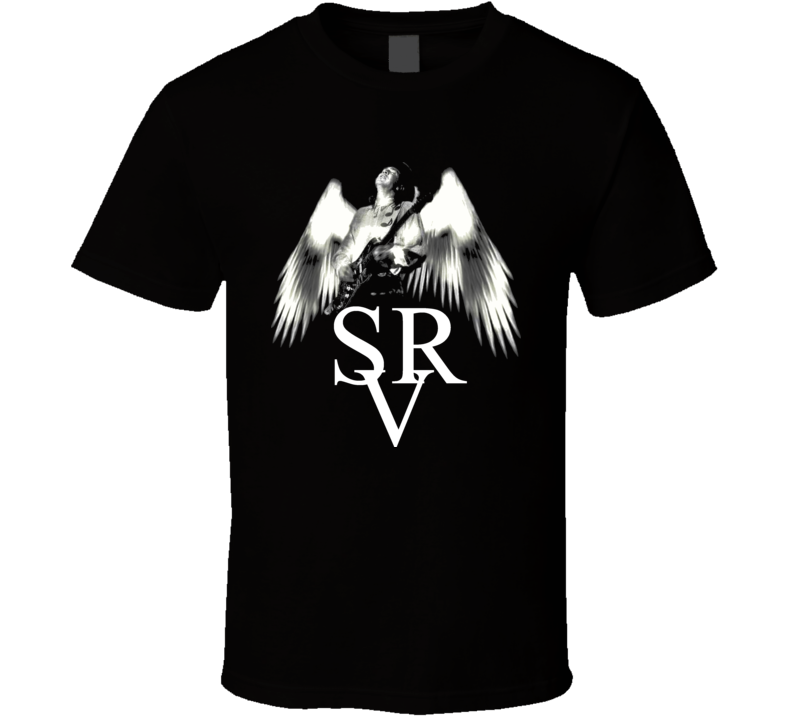 Stevie Ray Vaughan T Shirt