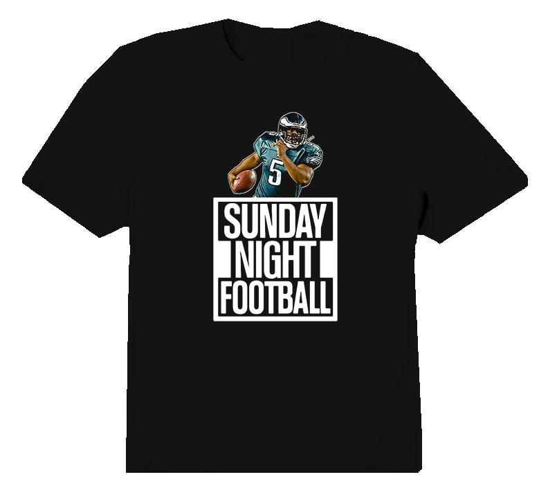 Sunday Night Football T Shirt