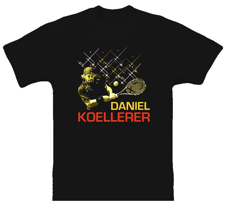 Daniel Koellerer Germany Tennis T Shirt