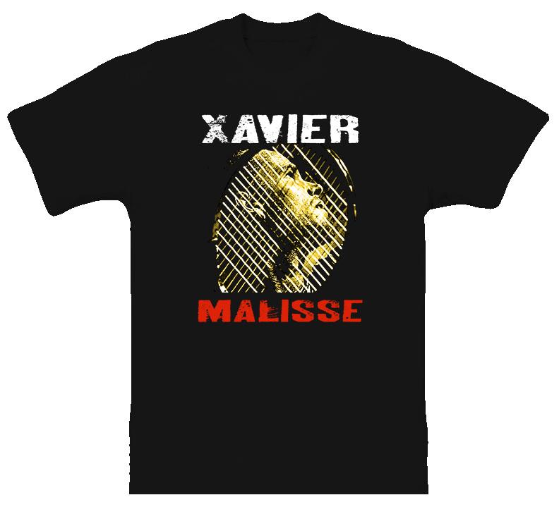 Xavier Malisse Belgium Tennis T Shirt