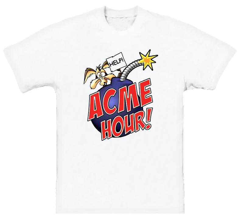 Acme Hour Cartoon T Shirt