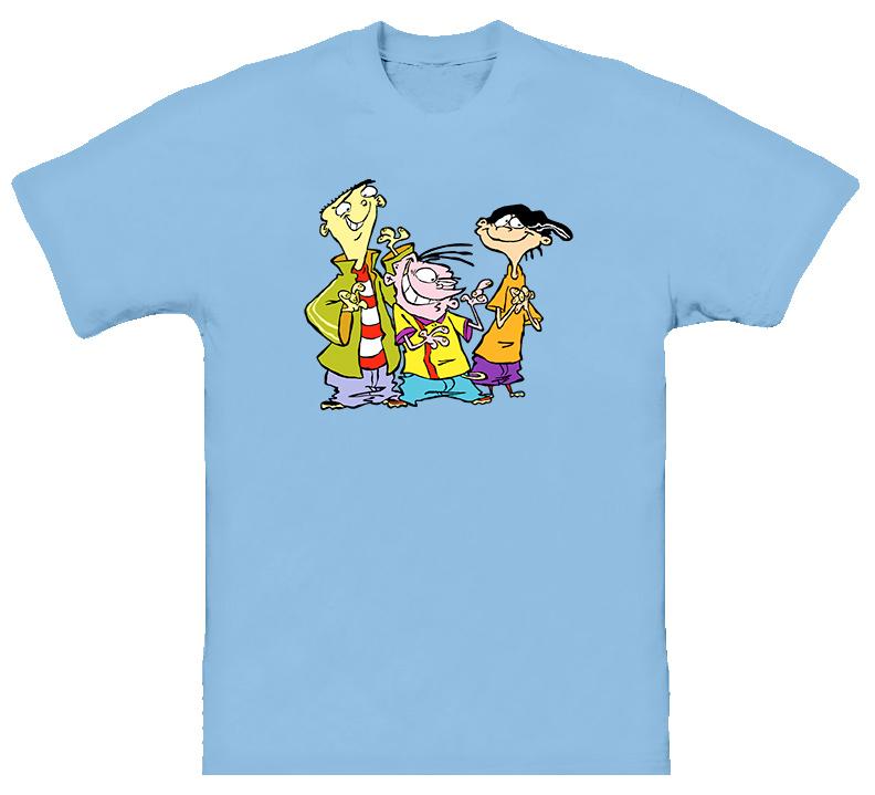 Ed Edd N Eddy Cartoon Classic T Shirt