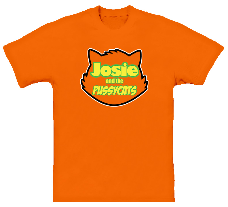 Josie And The Pussycats Cartoon T Shirt