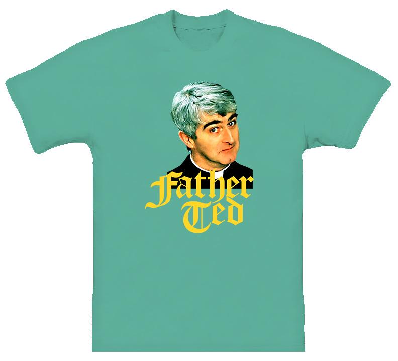 Father Ted Irish Sitcom T Shirt