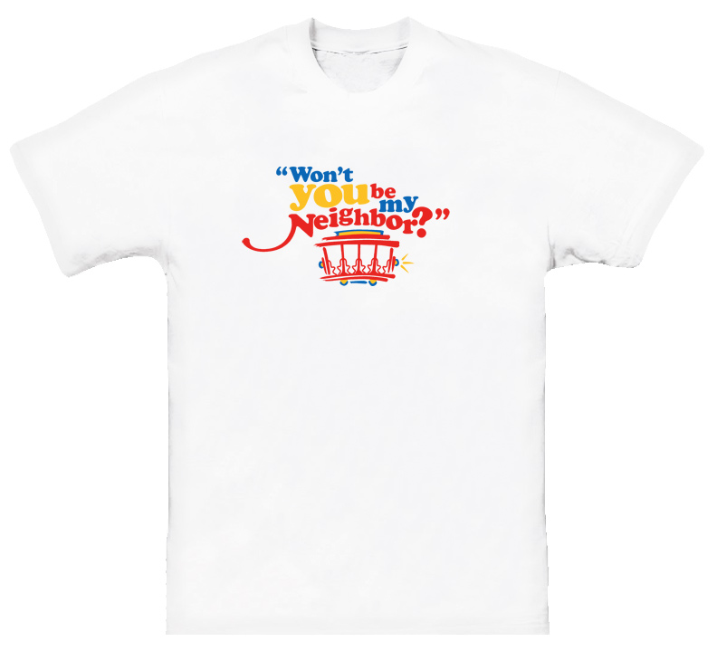 Mister Rogers Neighborhood Kids Classic T Shirt