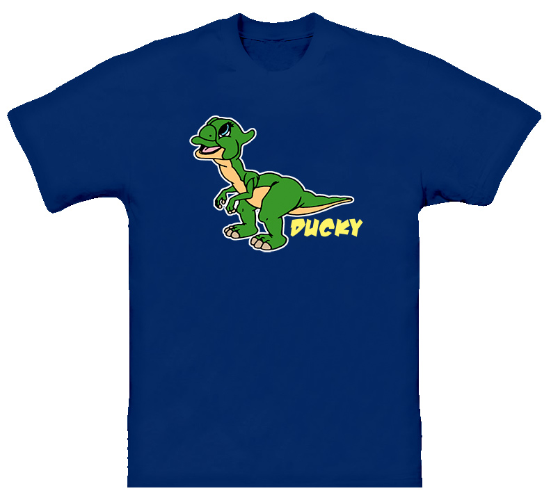 Land Before Time 5 Ducky T Shirt