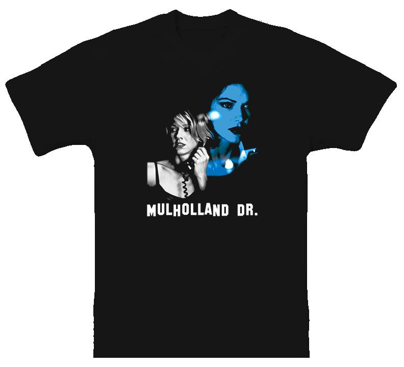 Mulholland Drive Noir Classic T Shirt