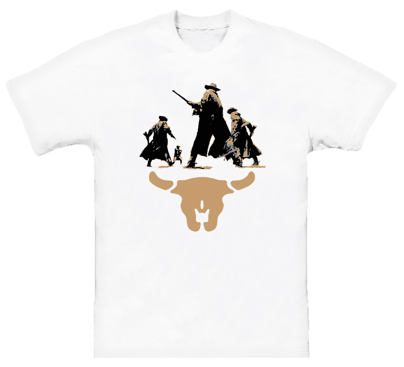 Once Upon A Time In The West Classic T Shirt