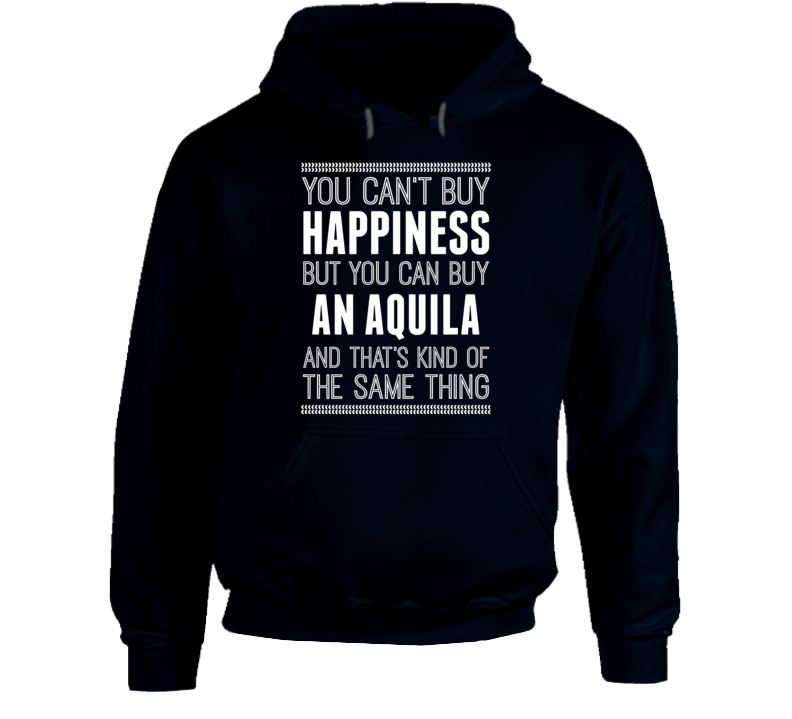 Buy An Aquila Happiness Car Lover Hooded Pullover