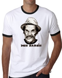 Don Ramon Enojado Chespirito Rage Face T Shirt