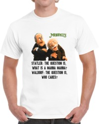 Question Waldorf Statler Mix T Shirt
