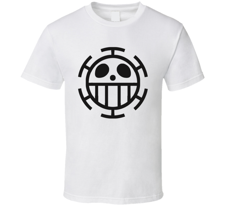 One Piece Logo Japanese Anime T Shirt