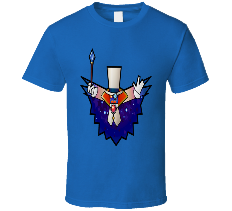 Mario Paper Count Bleck Video Game T Shirt