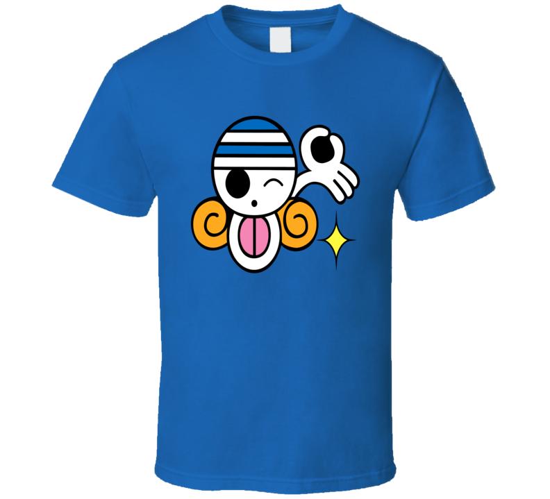 One Piece Logo Japanese Anime 2 T Shirt