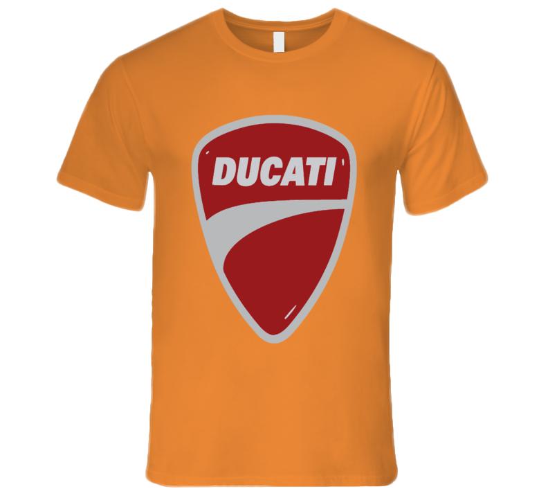 Ducati logo Italian Motorcycle 1 T Shirt