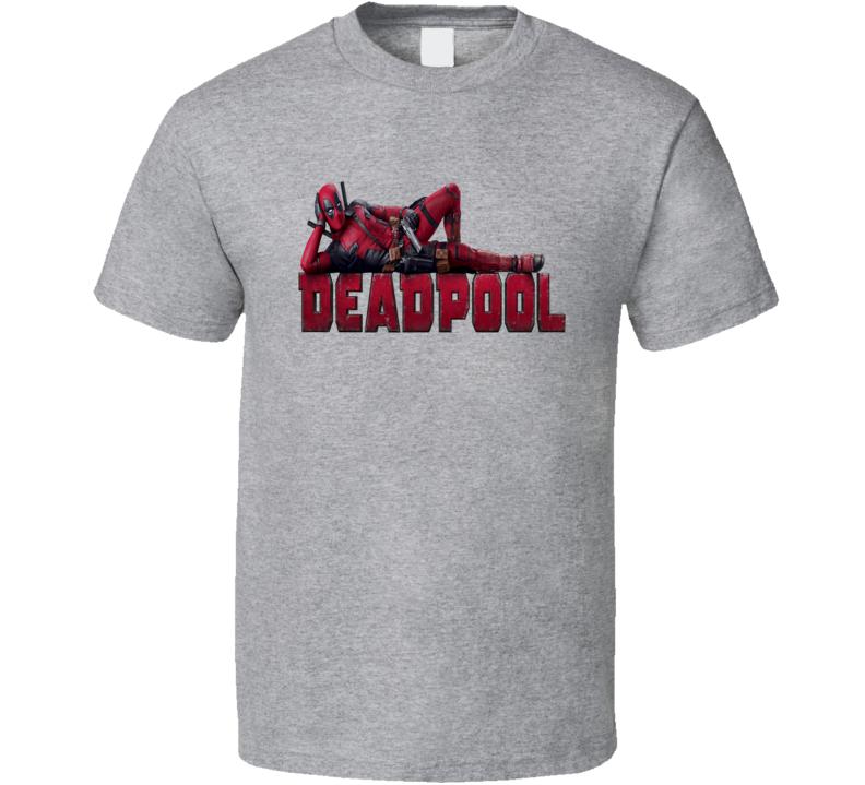 Deadpool Adventure Mix T Shirt