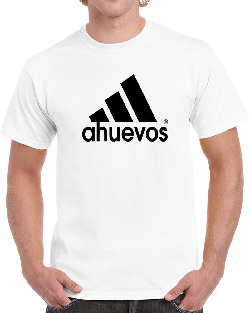 Ahuevos Adidas Logo T Shirt
