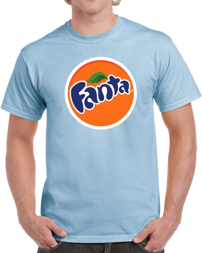Fanta Logo T Shirt