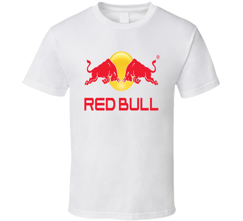 Red Bull Logo T Shirt