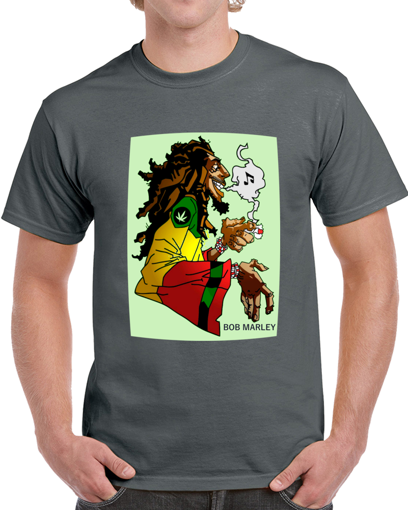B Marley Bob Animation T Shirt
