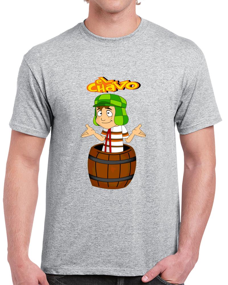 El Chavo Del Ocho 8 T Shirt