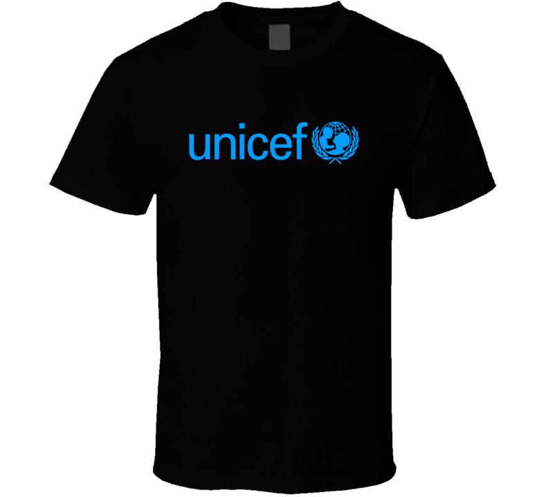 Unicef Logo T Shirt