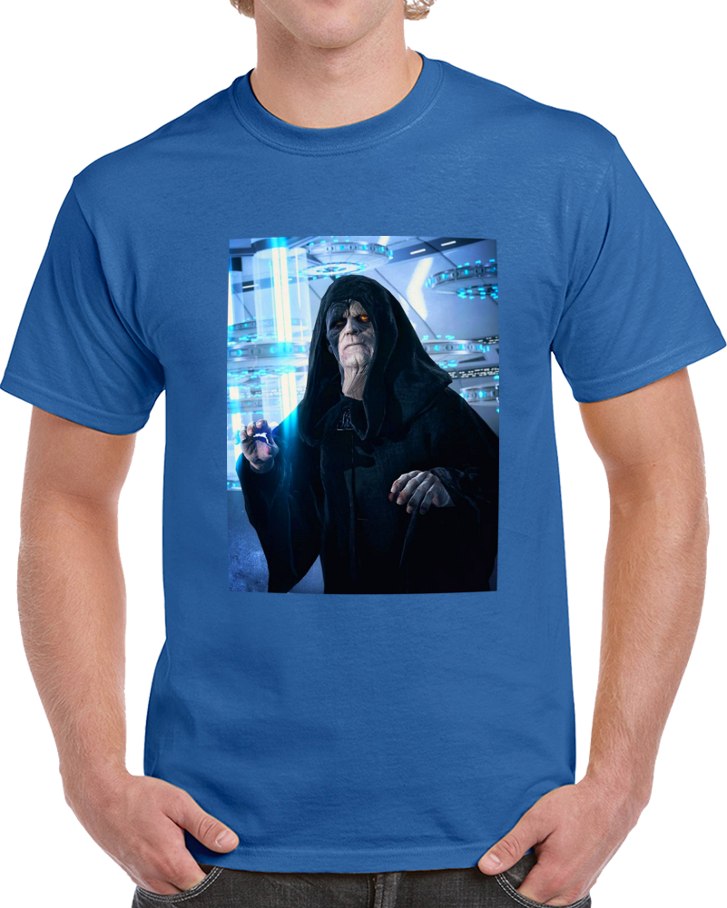 Sheev Palpatine Star Wars T Shirt
