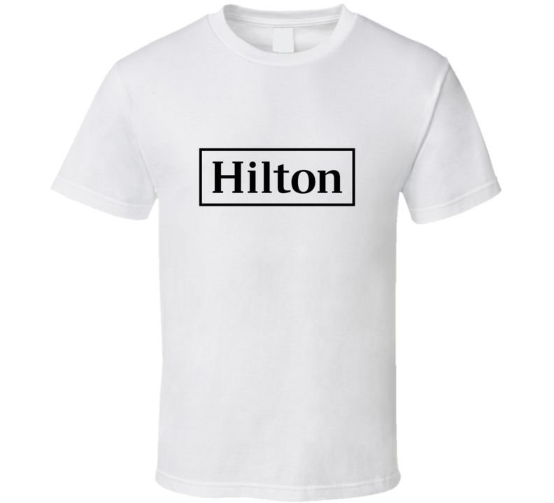 Hilton Logo Mix T Shirt