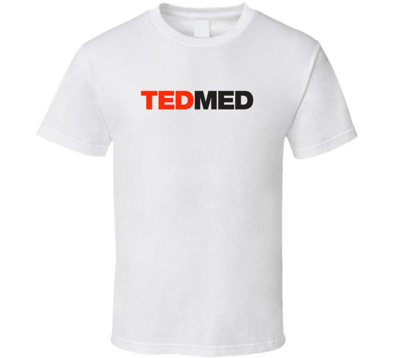 Ted Med Tedmed Logo Mix T Shirt