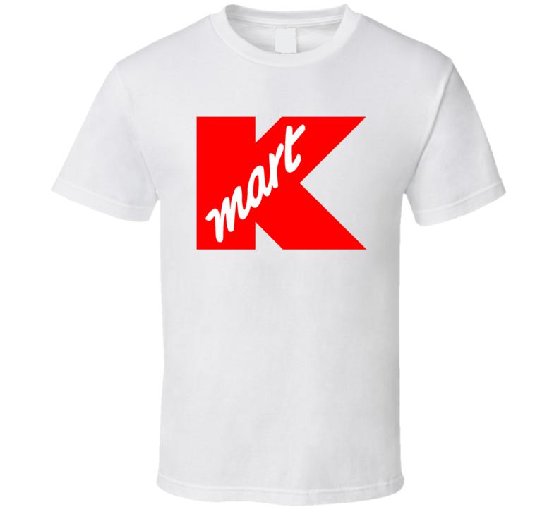 Kmart Logo Mix T Shirt