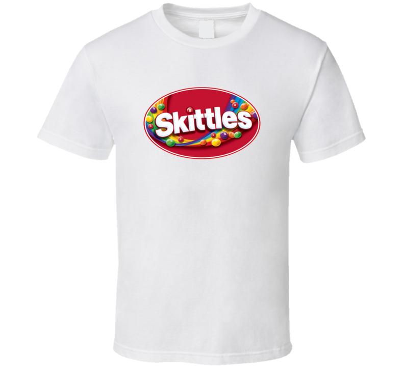 Skittles Logo T Shirt