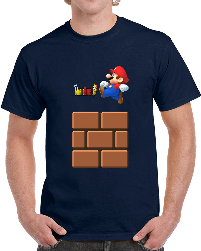 Mario Bros Mini T Shirt