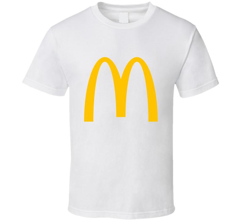 Mcdonalds Mc Donalds Logo T Shirt