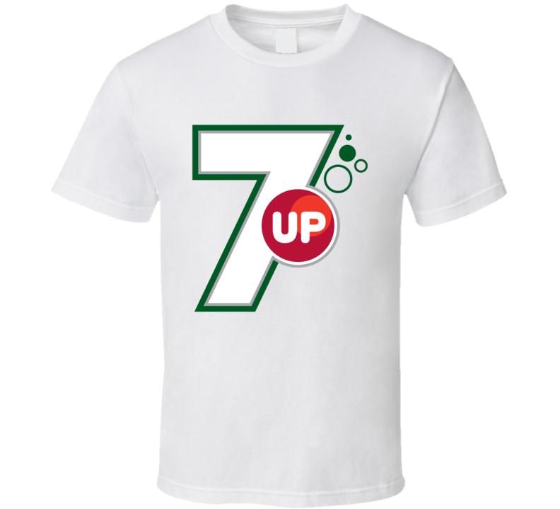 7 Up Logo Seven T Shirt