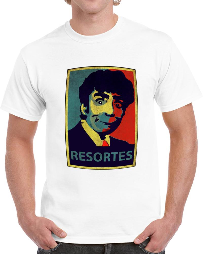 Resortes Adalberto Martinez T Shirt